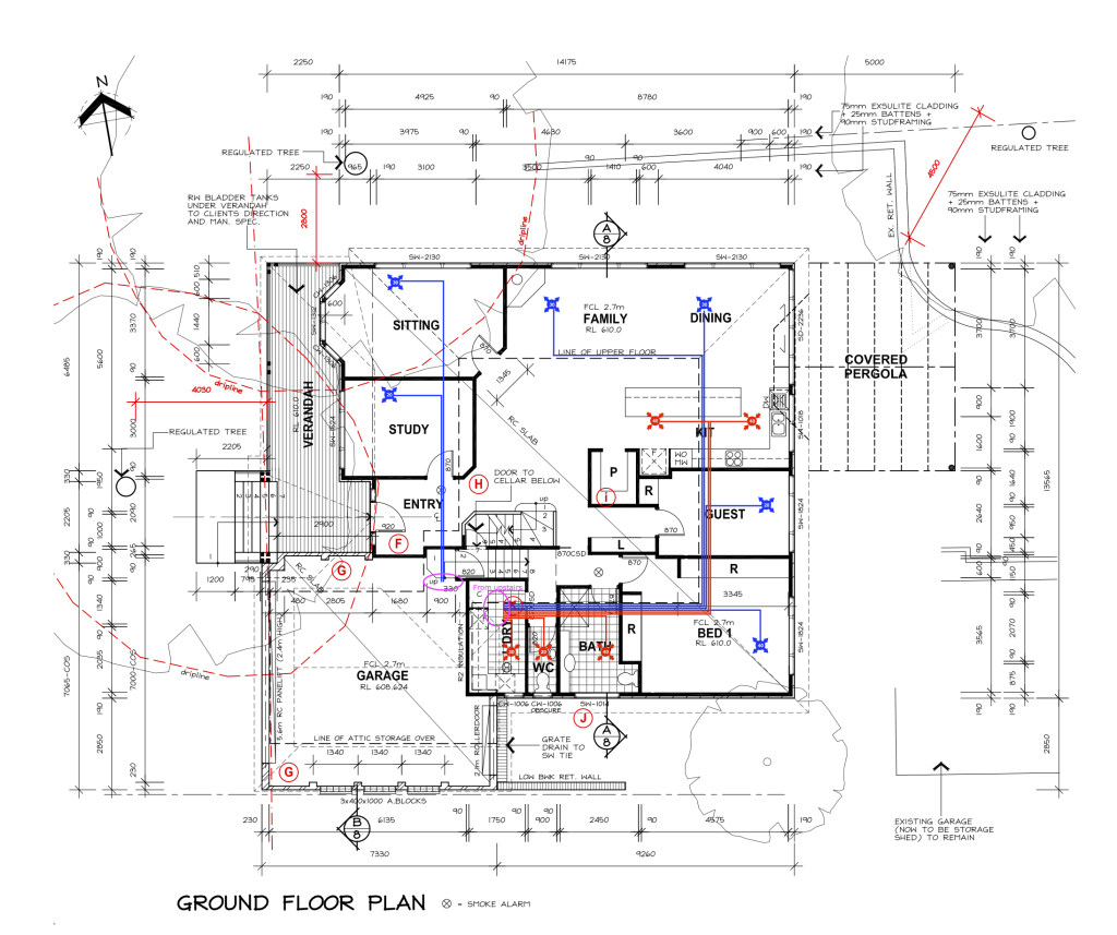 Ventilation Design H3 Space
