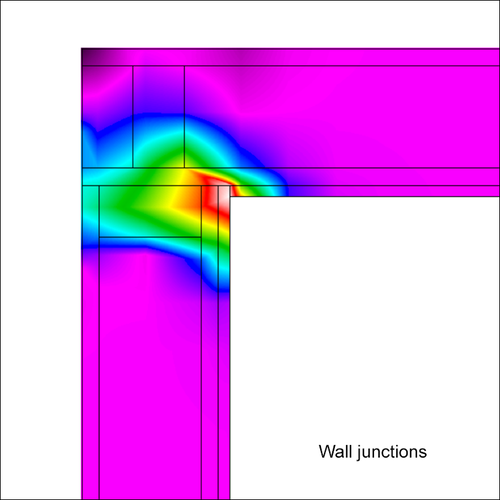 Thermal Bridge Modelling H3 Space